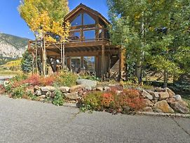 New-Crested Butte Home W/Mtn Views, 5 Mi To Resort photos Exterior