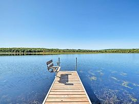 Secluded Harmony Cabin W/Kayak & Private Dock photos Exterior
