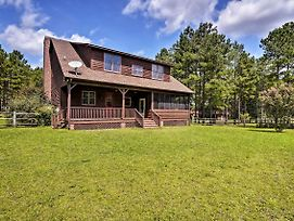 Farmhouse 11 Mi To Southern Pines + Pinehurst photos Exterior