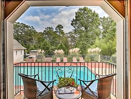 Lake Allatoona Area Studio W/ Pool And Views! photos Exterior