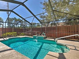 Home W/Game Room & Lanai Less Than 2Mi To Weeki Wachee photos Exterior