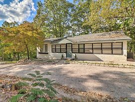 Waterfront Hot Springs Home With 2 Boat Slips! photos Exterior