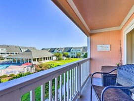 Oceanfront Emerald Isle Condo, Walk To Beach! photos Exterior