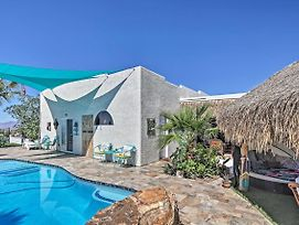 Lake Havasu Home W/ Tiki Bar & Boat Parking! photos Exterior