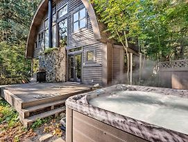New-Riverfront Cabin W/Deck On The Skykomish River photos Exterior