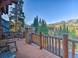 Hilltop Breck Home W/ Hot Tub, Walk To Town! photos Exterior