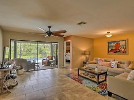 Fort Myers Home W/ Pvt Pool, 16Mi To Beach! photos Exterior