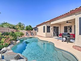 Mesa Abode With Grill And Hot Tub - 2 Mi To Shopping! photos Exterior