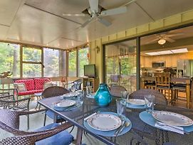 Lake Lure Condo W/ Beach & Golf Course Access photos Exterior