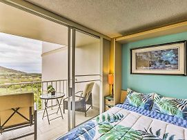 Makaha Studio W/Mtn & Ocean Views - 1 Mi To Beach! photos Exterior