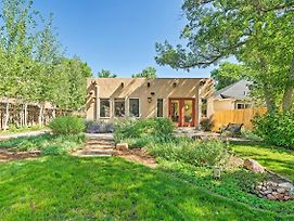 Sleek Old Colorado City Home With Yard, Walk To Cafes photos Exterior