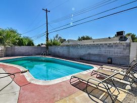Las Vegas Home W/ Patio+Pool Less Than 3Mi To Strip! photos Exterior