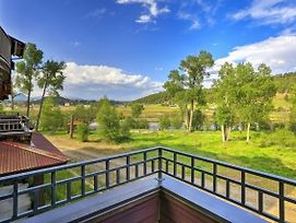 Pagosa Springs Condo With Mountain Views - Near River photos Exterior