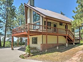 Pagosa Springs Home W/Mtn Views - Near Wolf Creek! photos Exterior