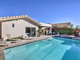 Updated La Quinta House W/Private Pool + Hot Tub! photos Exterior