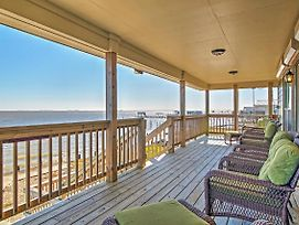 Waterfront 3Br New Orleans House W/Lake Views! photos Exterior