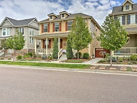 Newly Built Denver Apartment By Park In Stapleton! photos Exterior