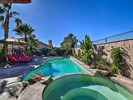 La Quinta Home W/ Pool, Hot Tub, Yard & Mtn Views! photos Exterior