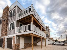 Recently Renovated Lbi Apt W/Deck On Beach Block photos Exterior