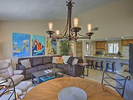 Luxury Palm Desert Condo W/Patio On Golf Course! photos Exterior