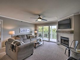 Chic Condo W/Balcony On Lake Of The Ozarks photos Exterior