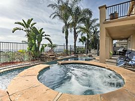 Luxury San Diego Home W/ Heated Pool+Hot Tub! photos Exterior