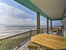 'Crystal Tides' - Stunning Oceanfront Views! photos Exterior