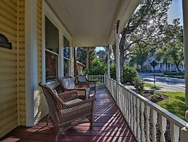 1903 Historic Home In Dwtn Ocala W/Deck! photos Exterior