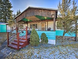 Riverfront Retreat In Trout Creek Montana! photos Exterior