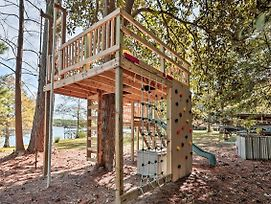 Toledo Bend Fishing Escape With Dock And Treehouse photos Exterior