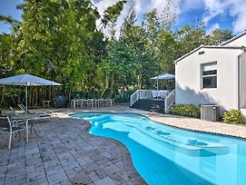 Modern Miami Villa Oasis W/Pool ~5Mi To Beach photos Exterior