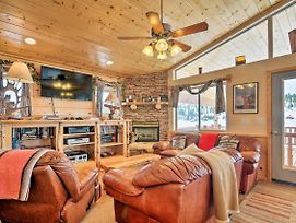 Meadow-View Mtn Cabin In Downtown Duck Creek! photos Exterior