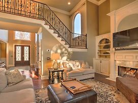 Stunning Peach State Retreat With Amenities! photos Exterior