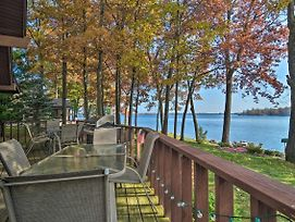 Dream Cottage W/ Sandy Beach + Pontoon Rental photos Exterior