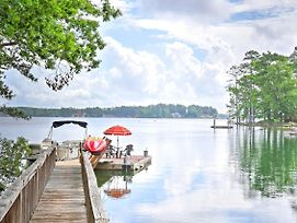 'Lake Point' Home: Dock Access On Lake Murray photos Exterior