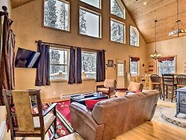 Scenic Fairplay Cabin, 4 Wooded Acres & Deck! photos Exterior