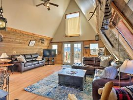 Classic Cabin W/ 360 Mtn View, 30Mi To Breck! photos Exterior