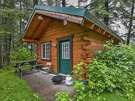 Seward Studio Cabin - Near Salmon Creek & Hiking! photos Exterior