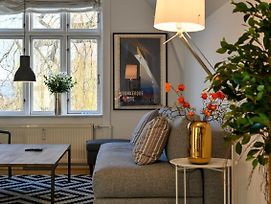 Super Cozy 3 Bedroom Duplex Apartment In Frederiksberg Close To Copenhagen Zoo photos Exterior