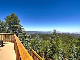 Prescott Forest Cabin On Mtn Dirt Road-8 Mi To Dt! photos Exterior
