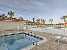 Panama City Beach Resort Condo-Walk To The Ocean! photos Exterior