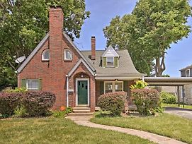 Remodeled Indianapolis Home With Deck-Walk To The Ims photos Exterior