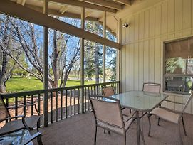 Flagstaff Townhome W/Pool Access On Golf Course! photos Exterior