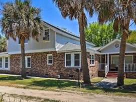 Charleston Home Close To Beach & Boat Landing! photos Exterior