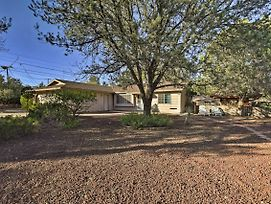 Sedona Home- Short Drive To Old Town & Hiking! photos Exterior