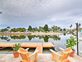 Waterfront Hernando Beach Home W/ 60-Foot Dock! photos Exterior