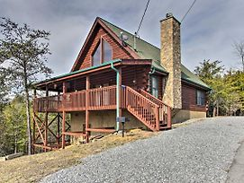 Family-Friendly Cabin In Douglas Lake Community! photos Exterior