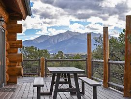 19-Acre Buena Vista Cabin W/ Mtn Views & Grill! photos Exterior