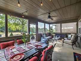 Table Rock Lake Cabin W/ Pool Access & Fire Pit! photos Exterior