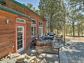 Cozy 'Big Bear Lodge'-Large Cabin W/Hot Tub & View photos Exterior